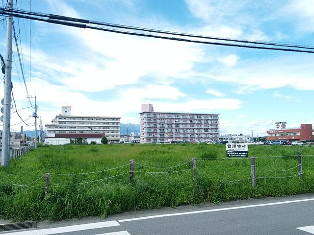 栃木県那須塩原市(事業用地)