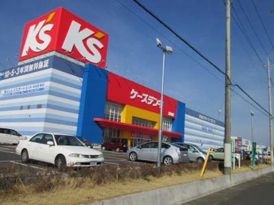 ケーズデンキ那珂店